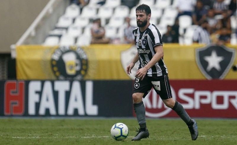 Jogador do Botafogo