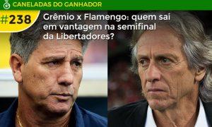 Após muito falatório, Jorge Jesus e Renato Gaúcho medirão forças na Libertadores