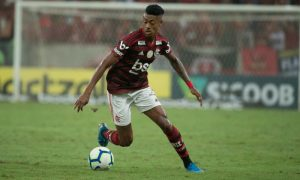 Bruno Henrique do Flamengo