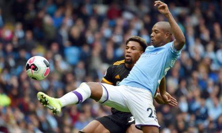 Fernandinho do Manchester City