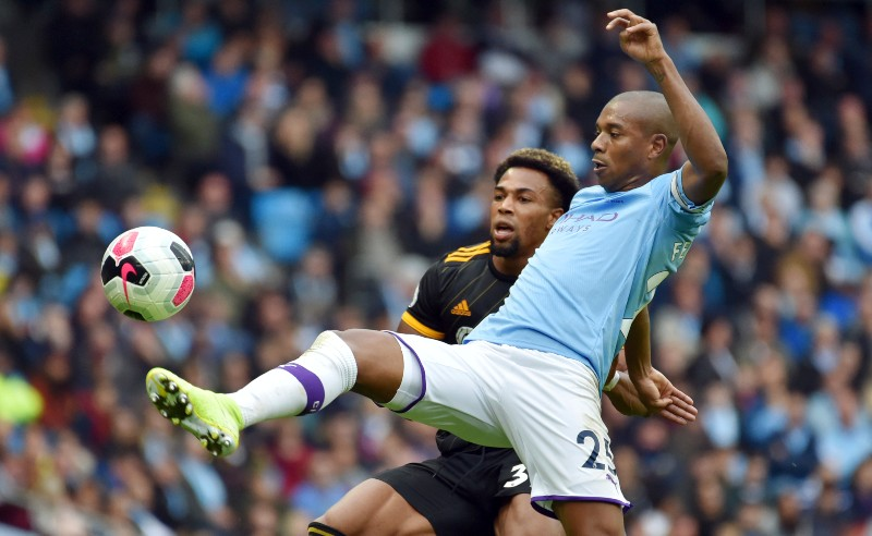 Fernandinho do Manchester City
