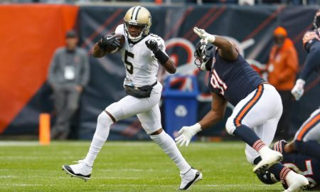 Teddy Bridgewater do New Orleans Saints