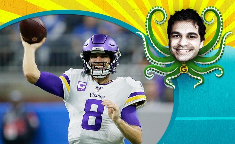 Kirk Cousins do Minnesota Vikings