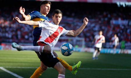 Ignacio Fernandez do River Plate