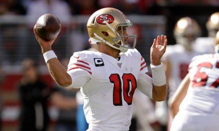 Jimmy Garoppolo do San Francisco 49ers