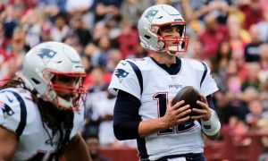Tom Brady dos New England Patriots