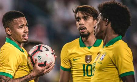 Contra a Coreia do Sul, seleção brasileira tenta acabar com jejum de vitórias