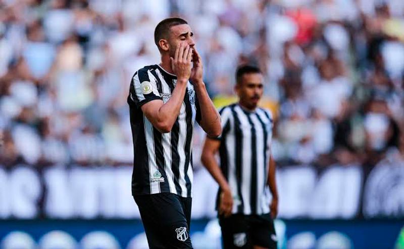 Ceará não pode sonhar em perder pontos no Castelão contra o Athletico-PR