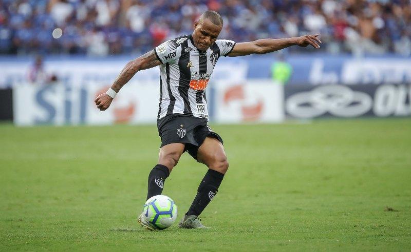 Jogador do Atlético-MG
