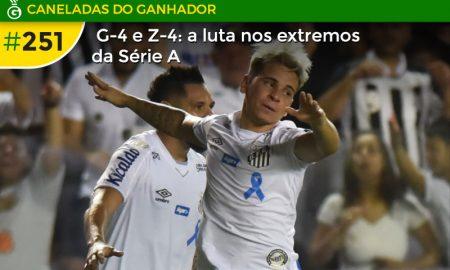 Santos visita o Fortaleza para se manter na segunda colocação do Brasileiro
