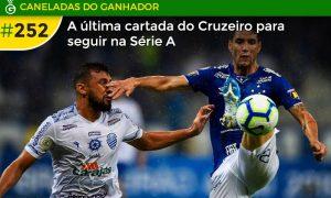 Thiago Neves é a imagem da má-fase do Cruzeiro