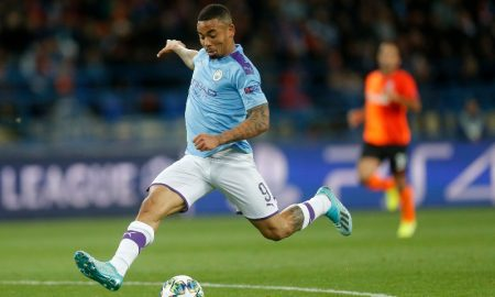 Gabriel Jesus do Manchester City