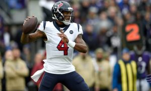 Deshaun Watson do Houston Texans