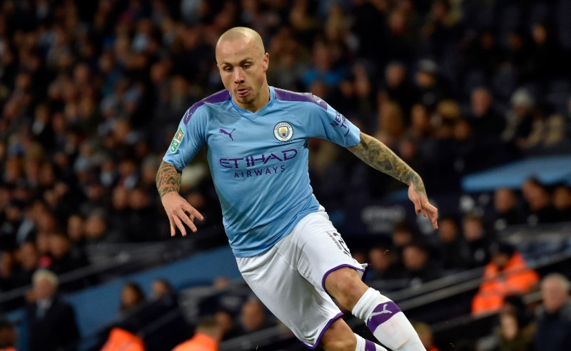Angelino do Manchester City