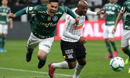Palmeiras x Corinthians pelo Brasileirão