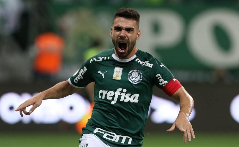 Bruno Henrique do Palmeiras