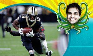 Michael Thomas do New Orleans Saints
