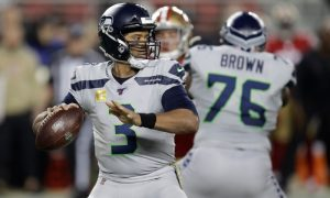 Russell Wilson dos Seattle Seahawks