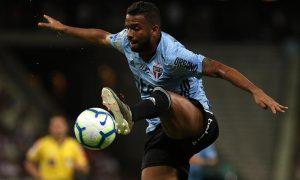 Jogador do São Paulo