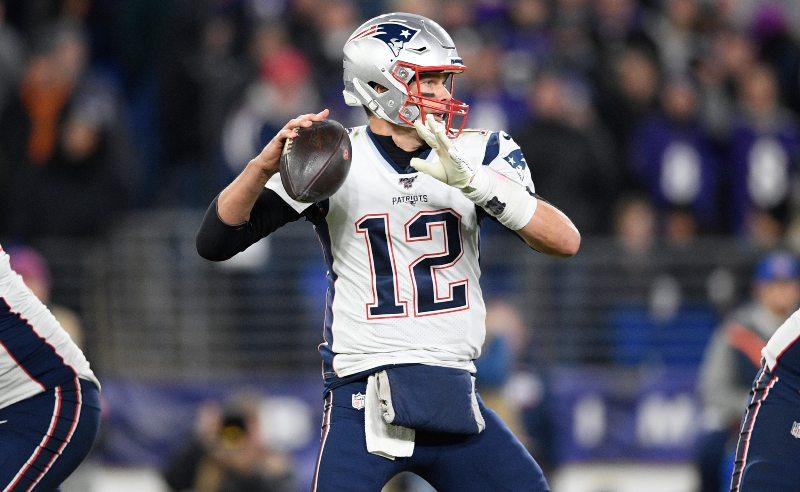 Tom Brady do New England Patriots