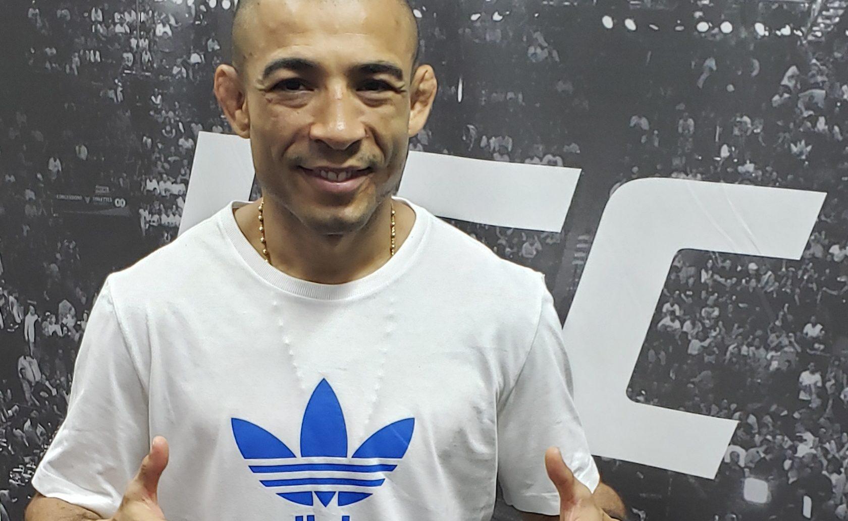 José Aldo volta ao octógono pelo UFC 245