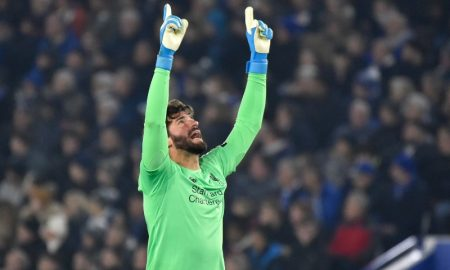 Alisson do Liverpool