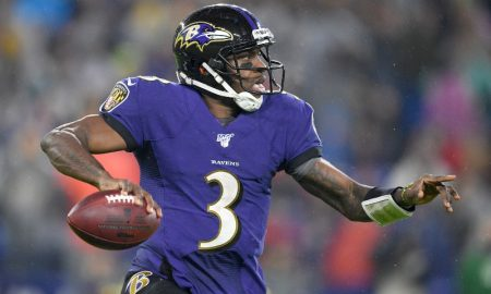 Robert Griffin do Baltimore Ravens