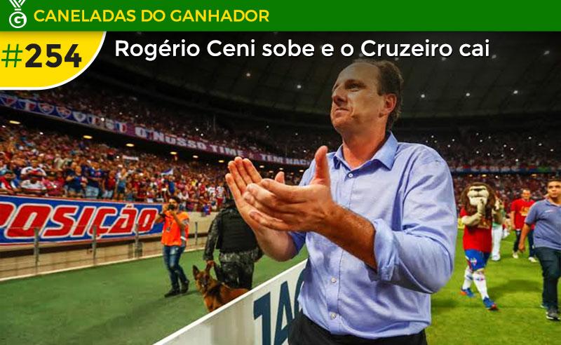 Rogério Ceni ri por último