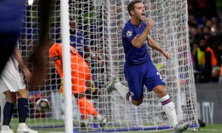 Cesar Azpilicueta do Chelsea