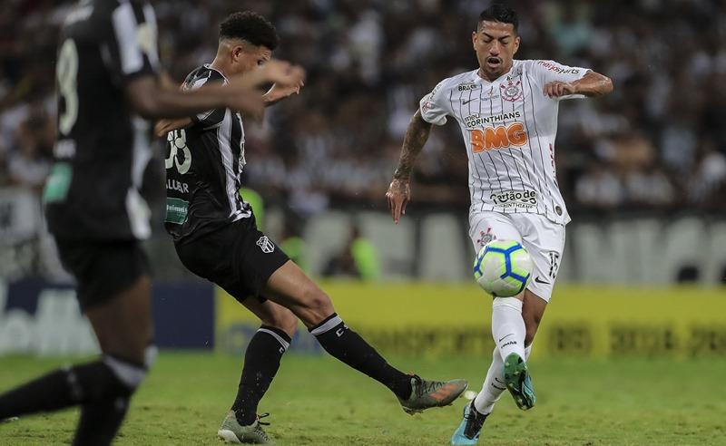 Campeonato Brasileiro De Futebol Serie A Ceara S C X S C Corinthians Paulista Ganhador Com