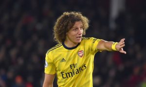 David Luiz do Arsenal