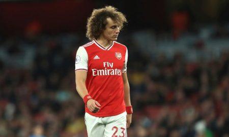 David Luiz do Arsenal