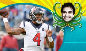 Deshaun Watson do Houston Texans