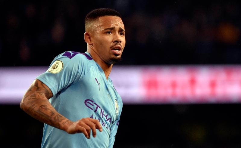 Gabriel Jesus do Manchester City