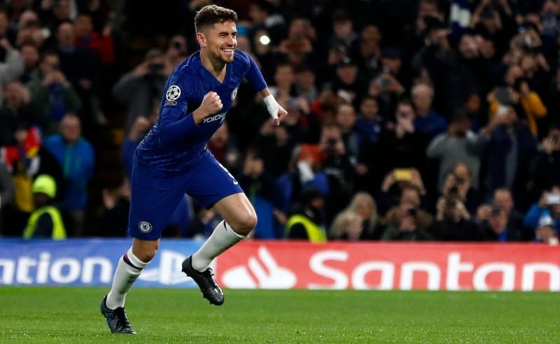 Jorginho do Chelsea