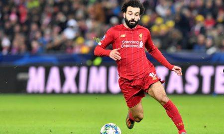 Mohamed Salah do Liverpool