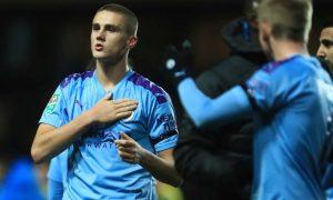 Taylor Harwood-Bellis do Manchester City