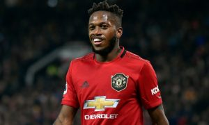 Fred do Manchester United