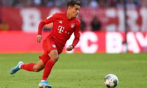 Philippe Coutinho do Bayern