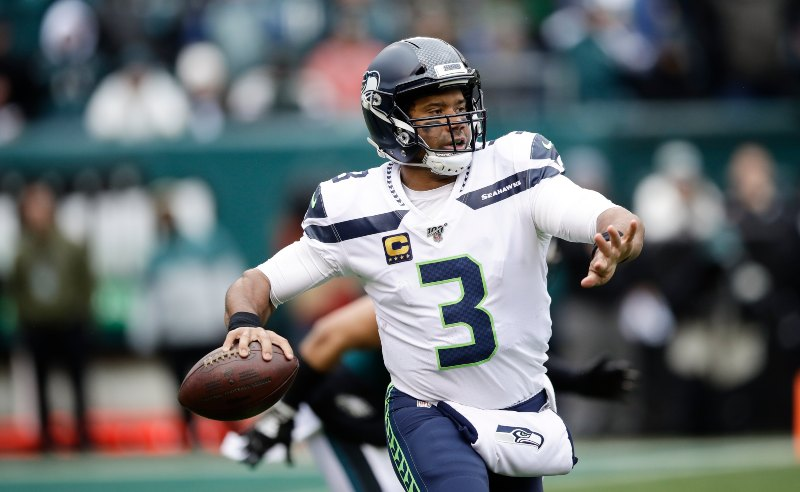 Russell Wilson do Seattle Seahawks