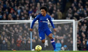 Willian do Chelsea