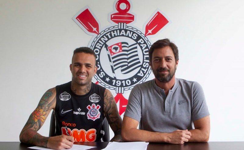 Luan do Corinthians