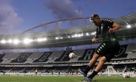 Botafogo Treino