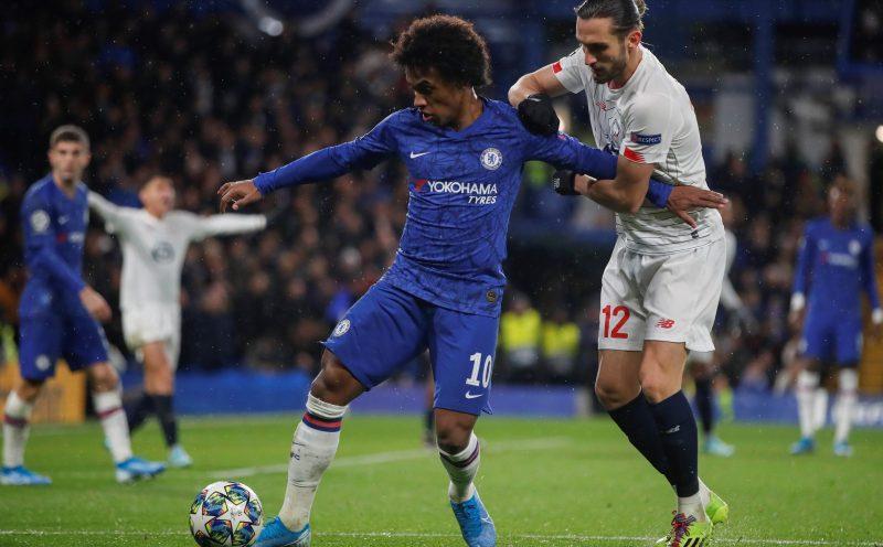Willian do Chelsea