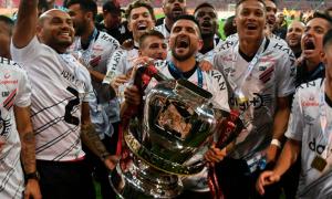 Campeão da Copa do Brasil, Athletico se prepara na Argentina para a Supercopa