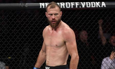 Donald Cerrone é lutador do UFC