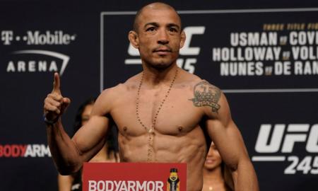 José Aldo é ex-campeão do UFC