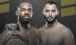Jon Jones e Dominick Reyes se enfrentam no UFC 248