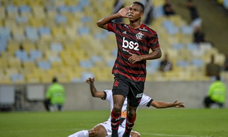 Lucas Silva do Flamengo