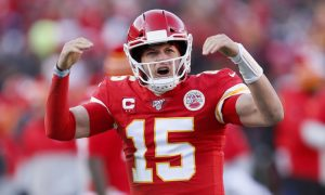 Mahomes do Kansas City Chiefs